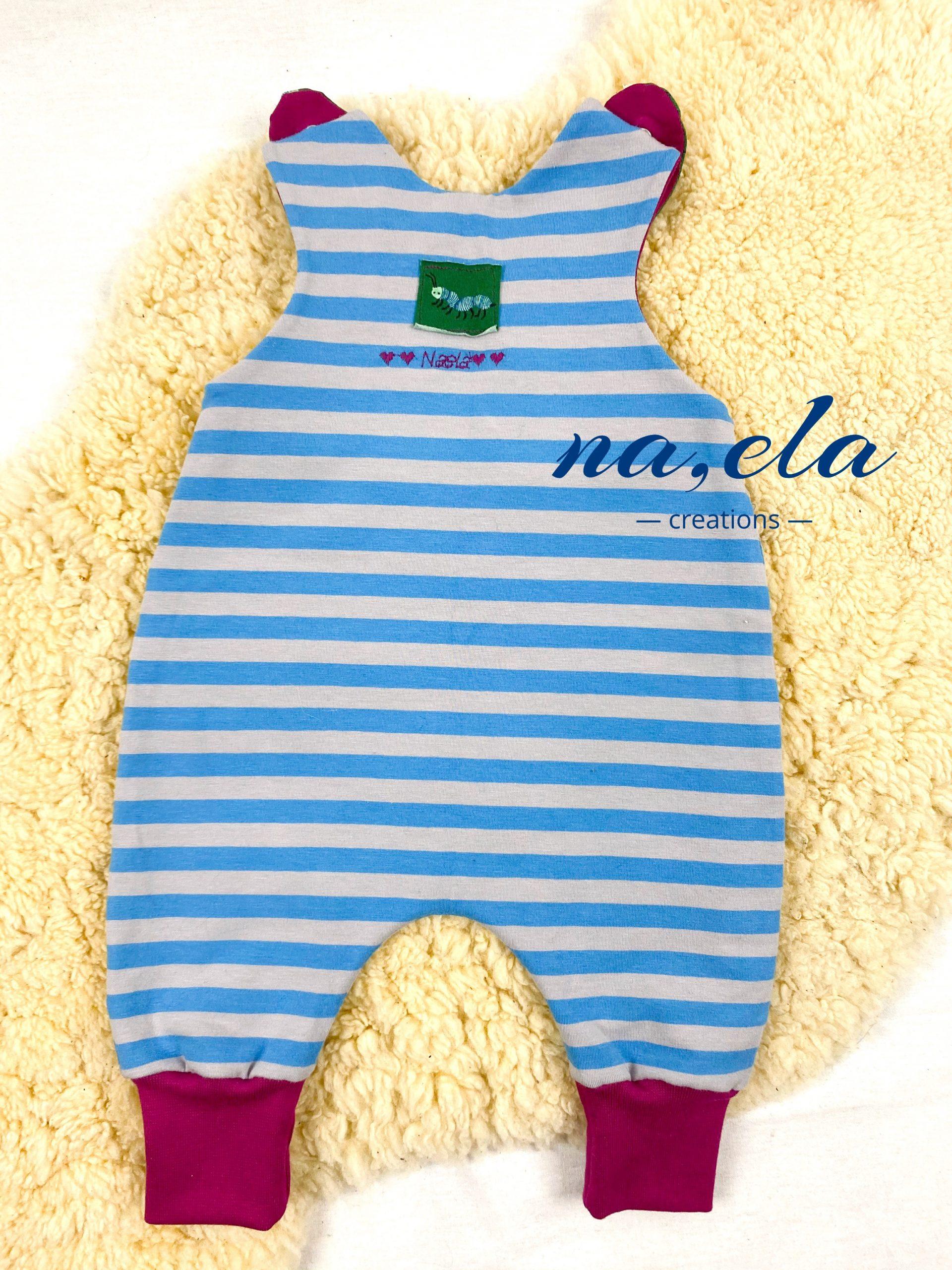 Babyraupe Mila