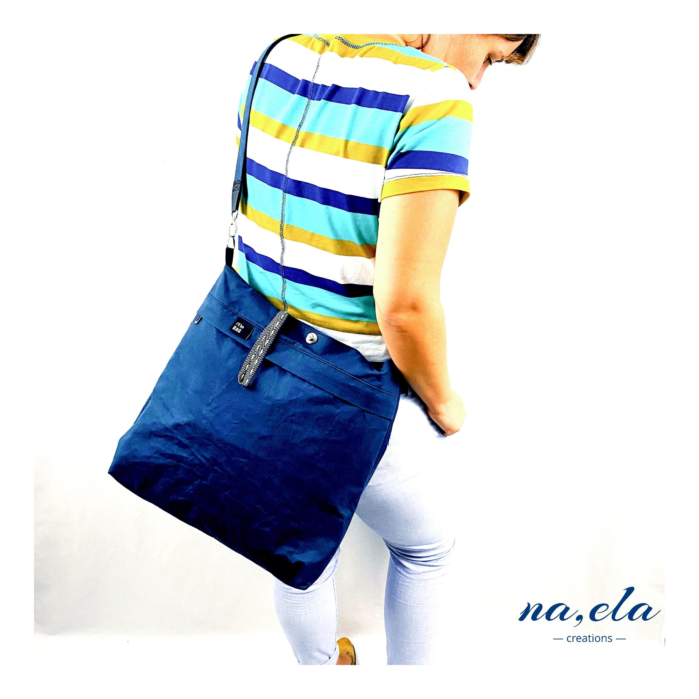 My Blu Yello Bag
